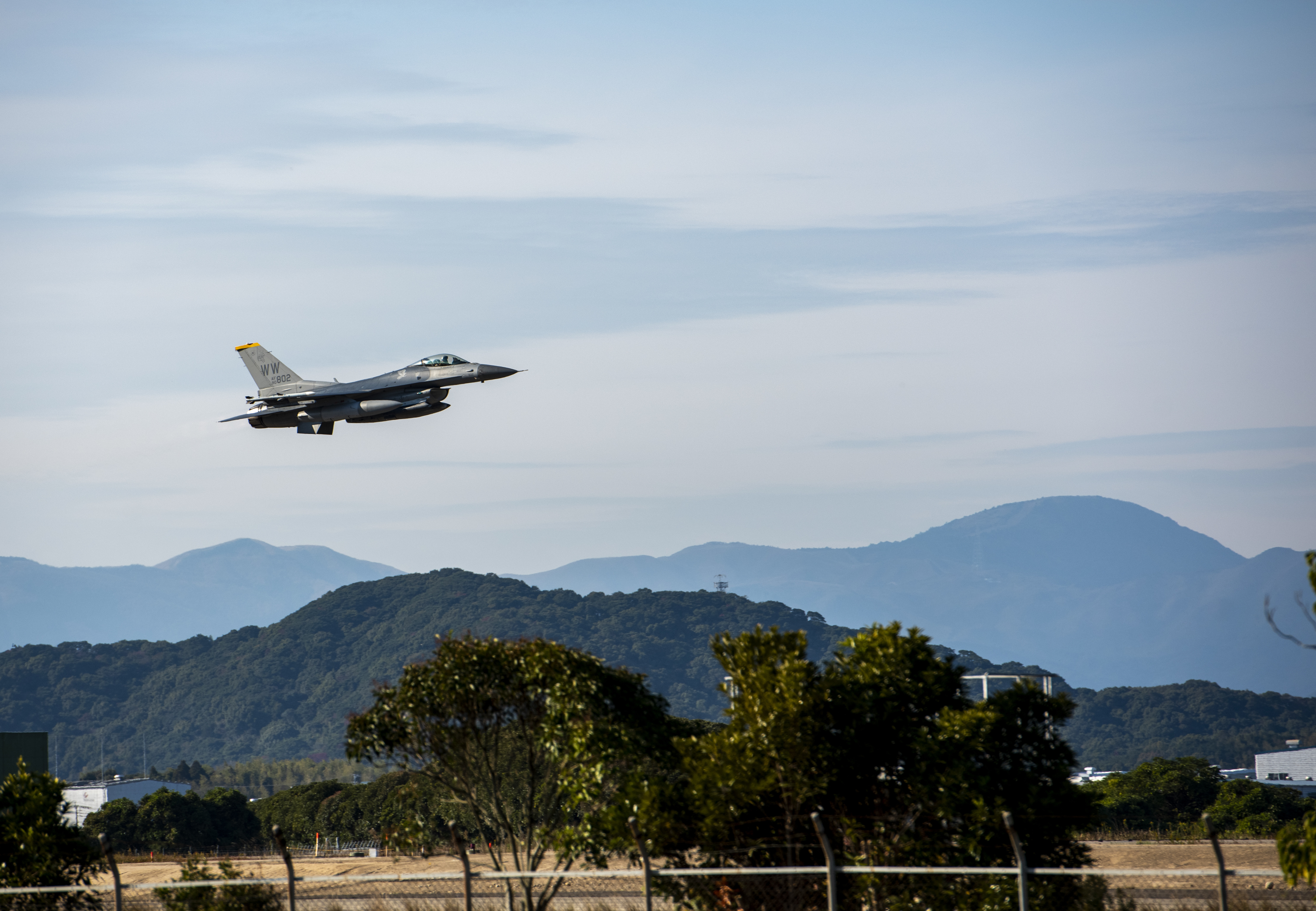 35th Fighter Wing strengthens U.S., Japan alliance during Tsuiki ATR
