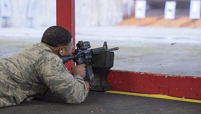Ready, aim, fire!