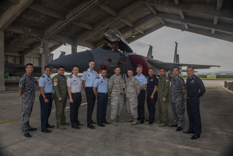 Kadena hosts inaugural Fighter LASS for PACAF