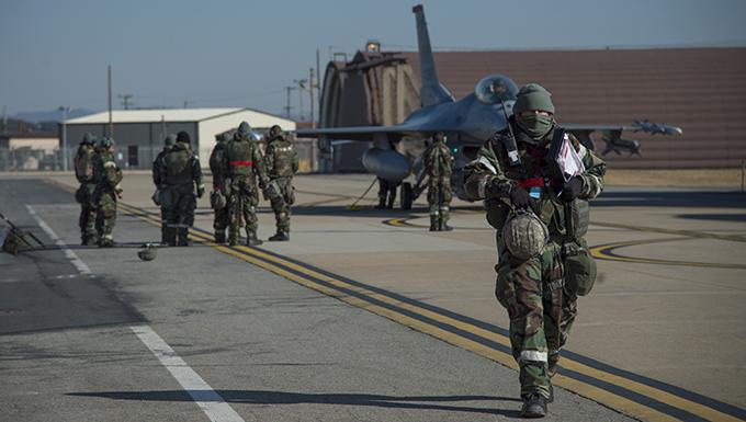 Airmen receive prime training during VIGILANT ACE 18